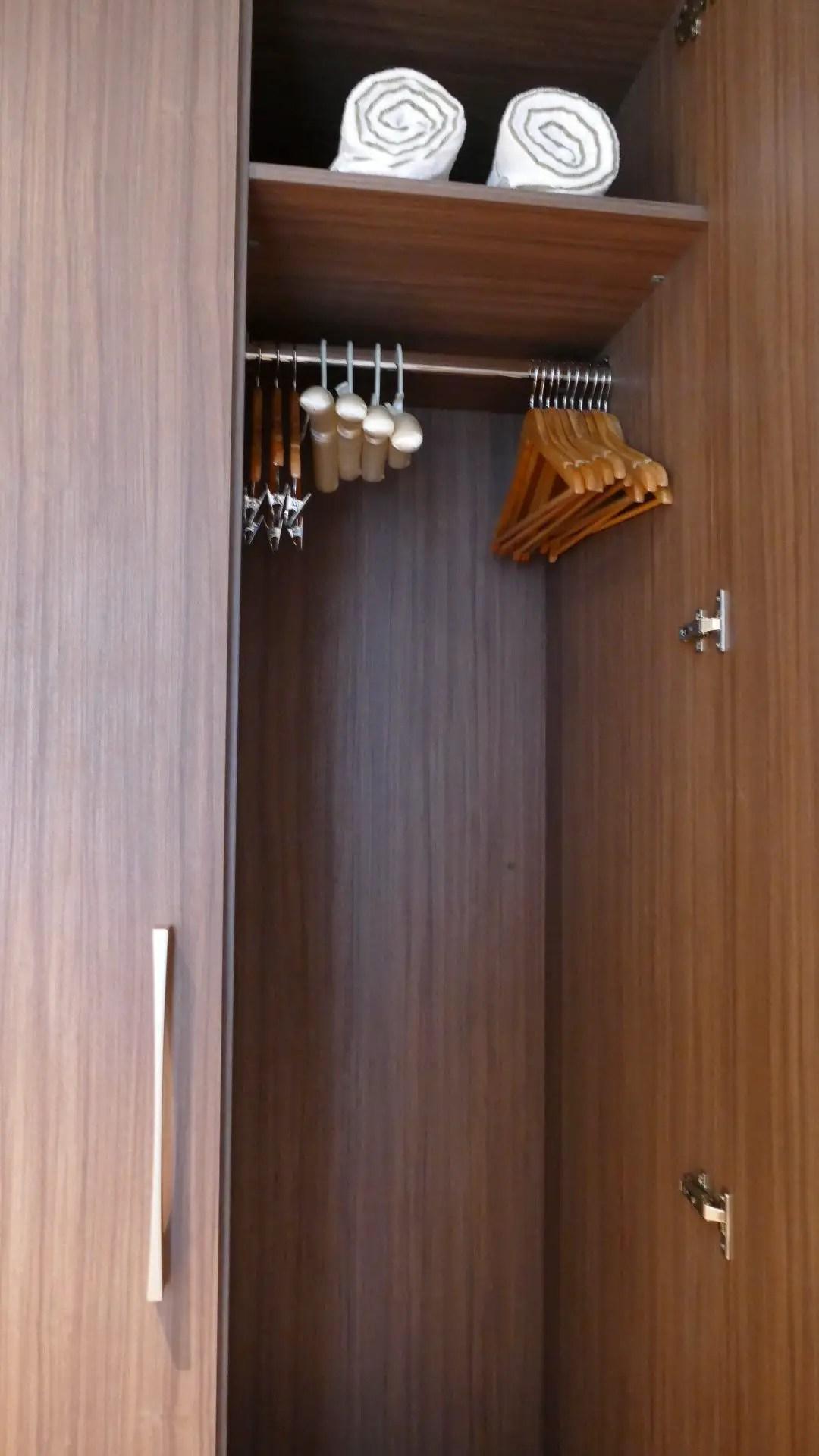 wardrobe sky suite