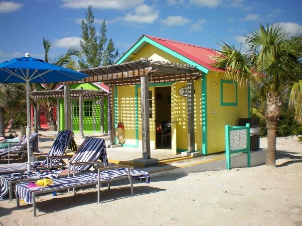 Princess Cays bungalow