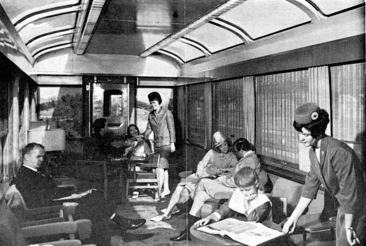 American trains were once the safest in the world In Los