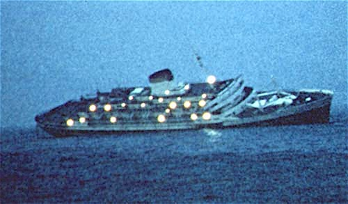 SS ANDREA DORIA A LINER LONG GONE CRUISING THE PAST