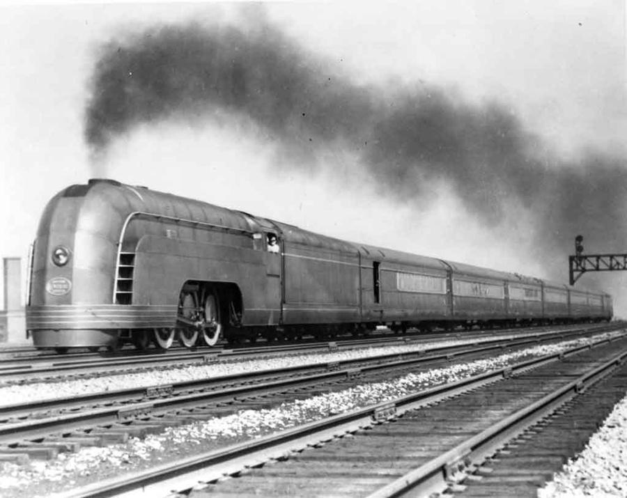 Resultado de imagen de American Railroad History, amtrak