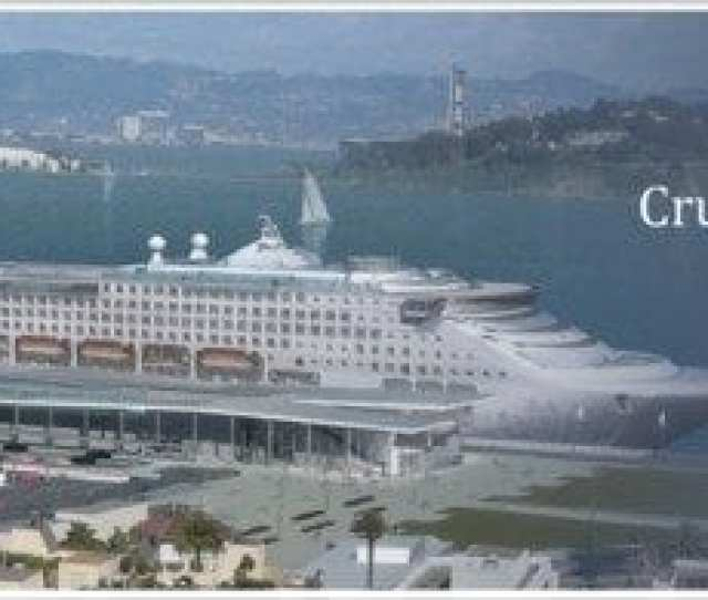 Princess Cruises Grand Princess In San Francisco