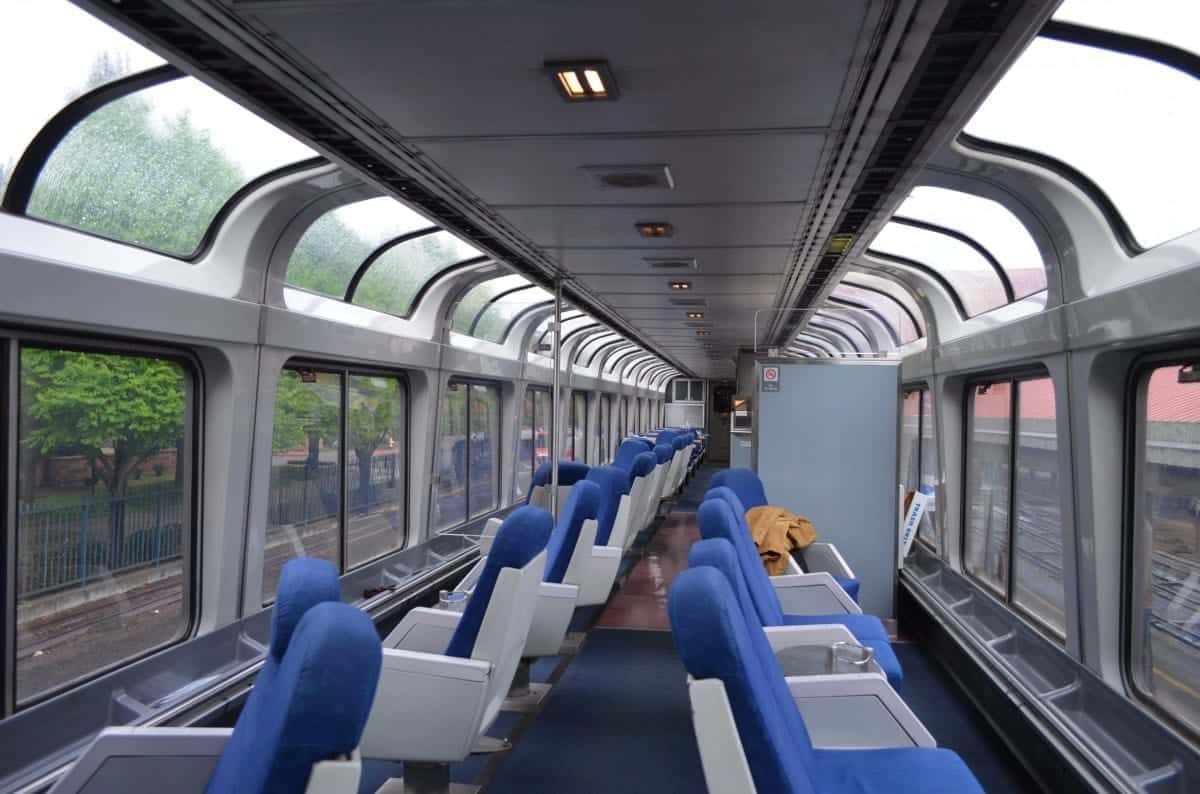 National team news · international features. Amtrak Etiquette and Advice for Coach Passengers