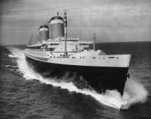 Ss United States Sea Crystal