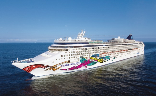 Norwegian Jewel To Sail From Australia In Autumn 2017