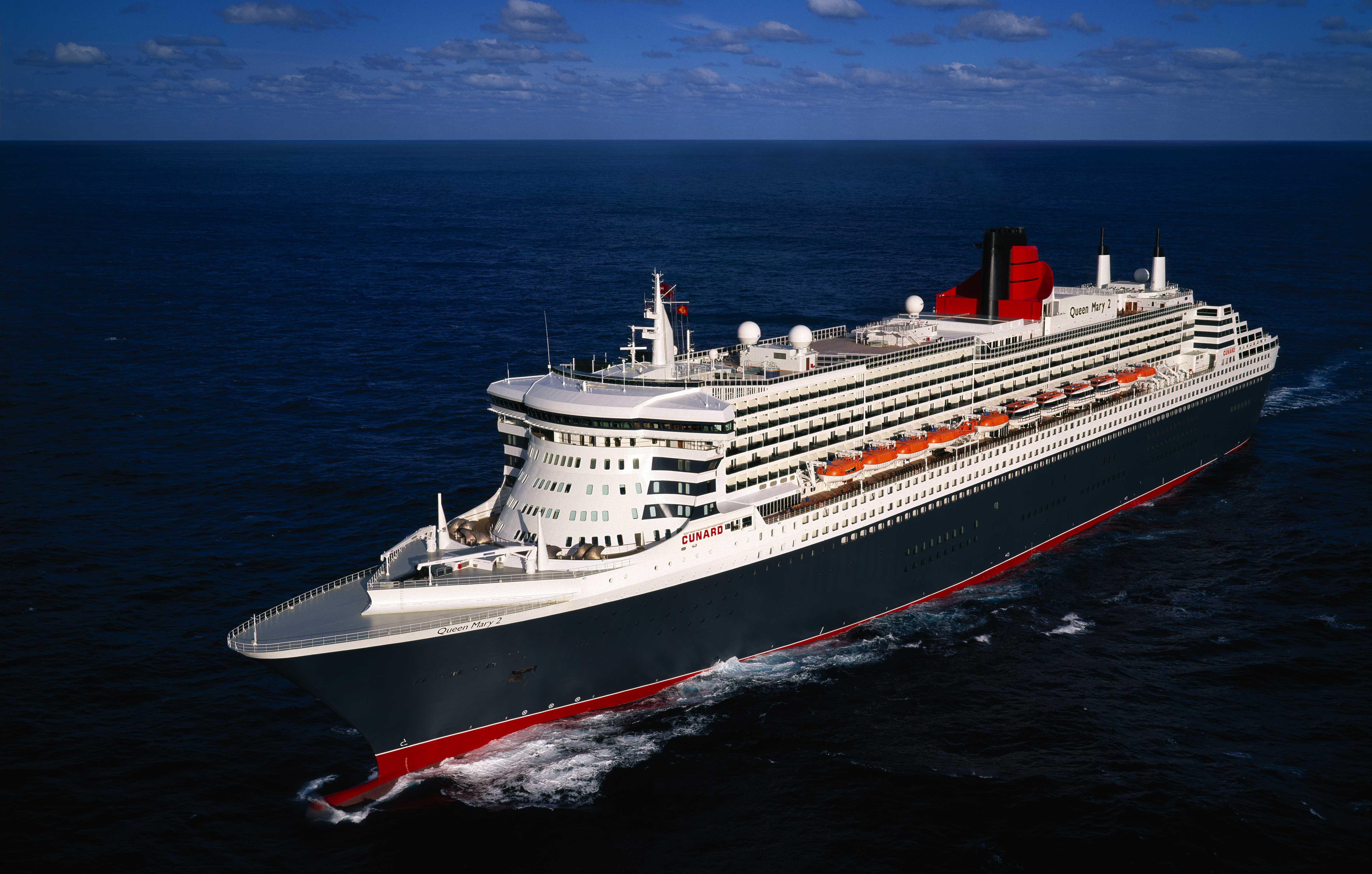 Cunard Reveals Queen Mary 2 Remastered  Cruisemiss Cruise