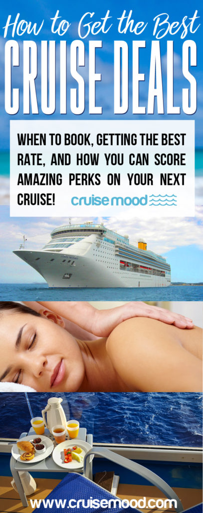 How to Get the Best Cruise Prices and Perks: Tips for finding the best rates, cruise loyalty programs, finding free onboard credit and more!