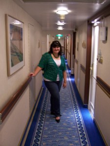 My First Cruise - Embarkation Day - Dawn Princess
