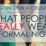 What People REALLY Wear on Formal Night