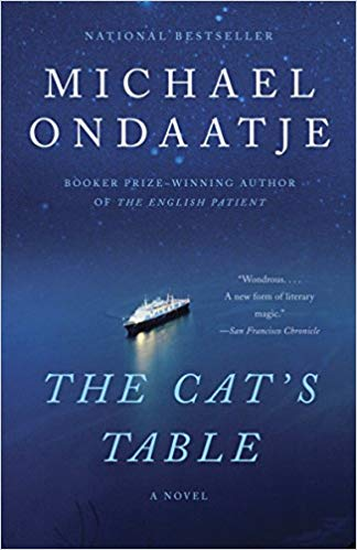 The Cat's Table - Cruise, Ship, and Sailing Novels