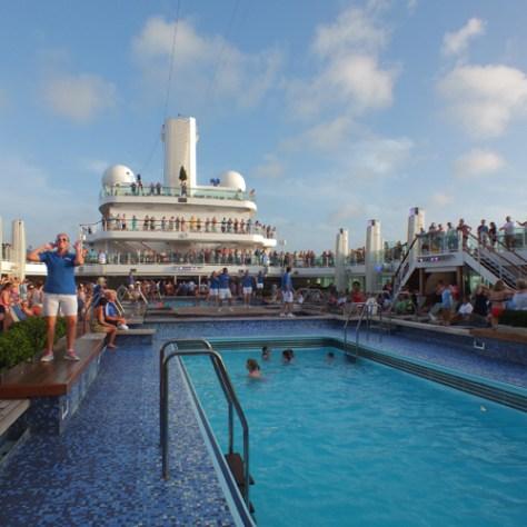 Britannia Top Deck