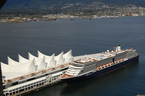 Vancouver Cruise Terminal Information