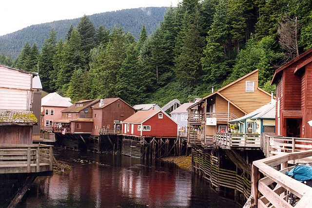 Creek Street | Ketchikan AK Shopping