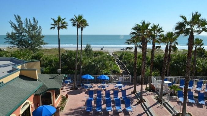 DoubleTree Cocoa Beach Oceanfront