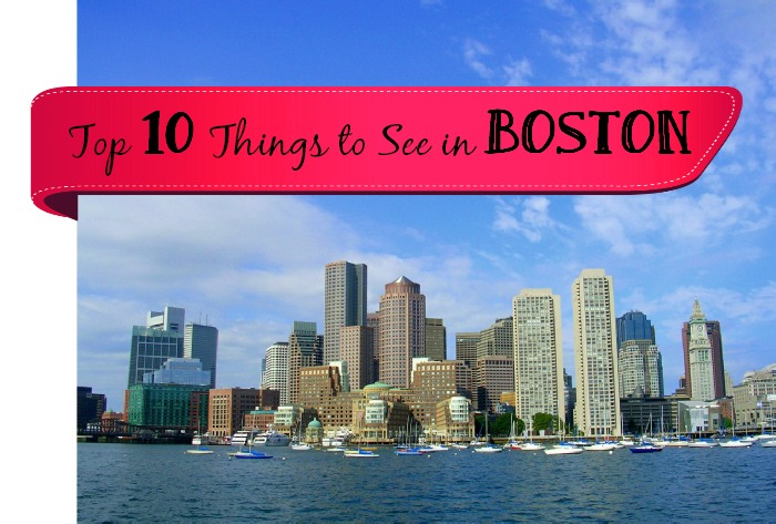 Boston Top 10