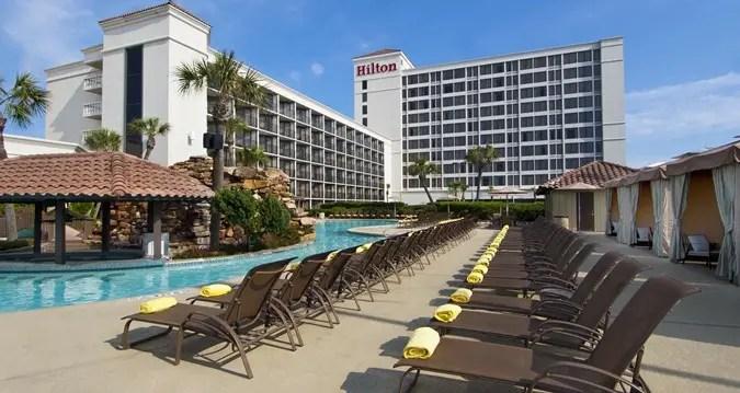 Hilton Galveston Island Resort Galveston Tx