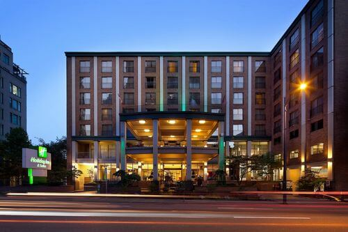 Affordable Hotels In Vancouver Bc