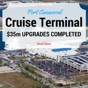 port canaveral terminal upgrades