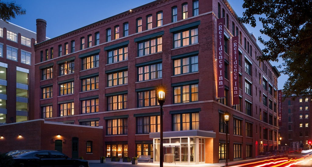 Top 10 Boston Hotels - Residence Inn Boston Seaport Downtown
