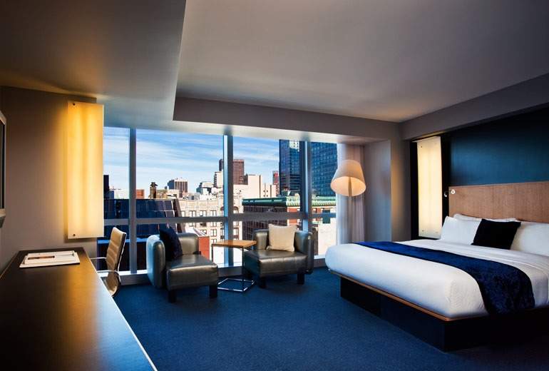 W Boston | 10 Best Hotels In Boston | Cruise Port Advisor.com