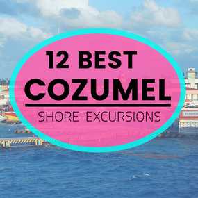 12 Best Cozumel Shore Excursions