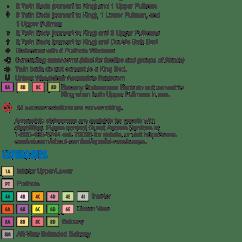 Carnival Cruise Ship Diagram Target Market Ecstasy Deck Plans 4