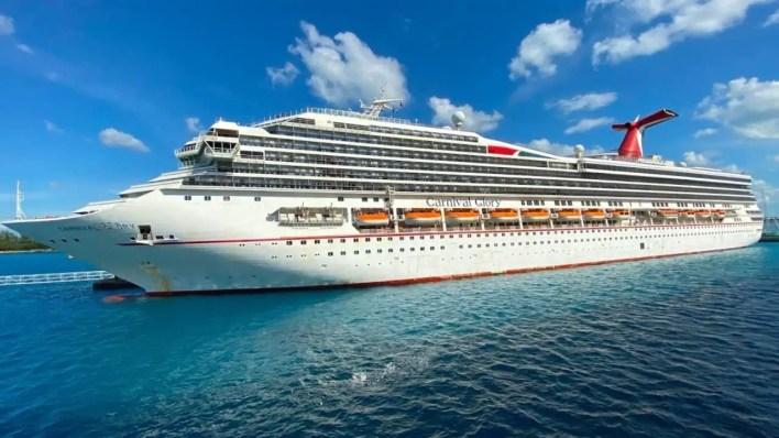 Hurricane Ida Forces Cancellation of Carnival Glory Cruise