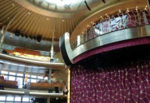 AIDAsol Theatrium