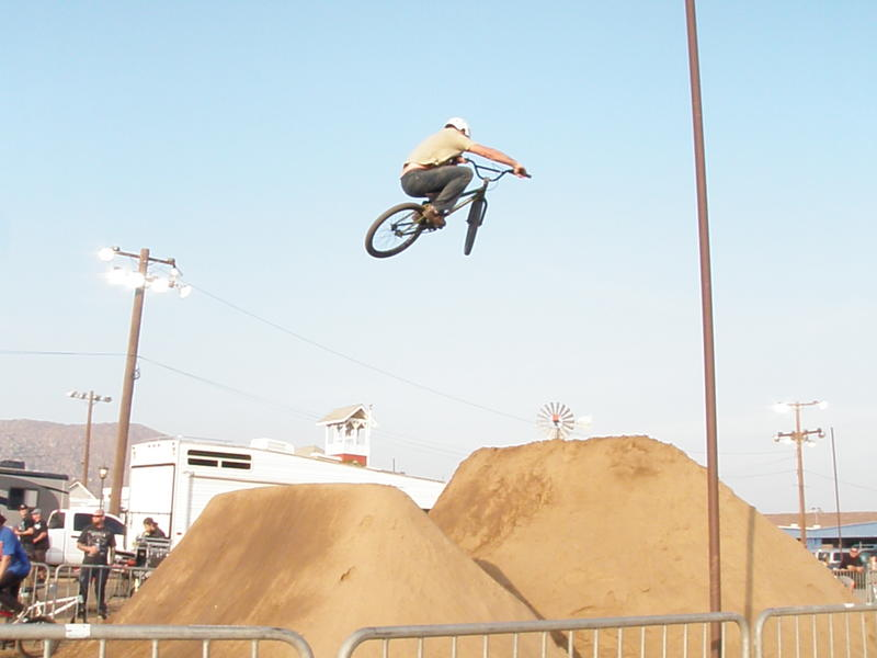 Jon Faure big jumps