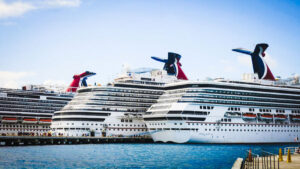 Four more ships will be leaving the Carnival´s fleet!