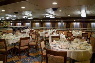 dining room fantasy cruise carnival sensation ship cruises united