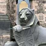 Edinburgh Castle Military Memorial