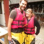Kayak tour ready to go