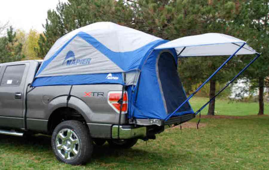 Truck Tents Have Many Advantages