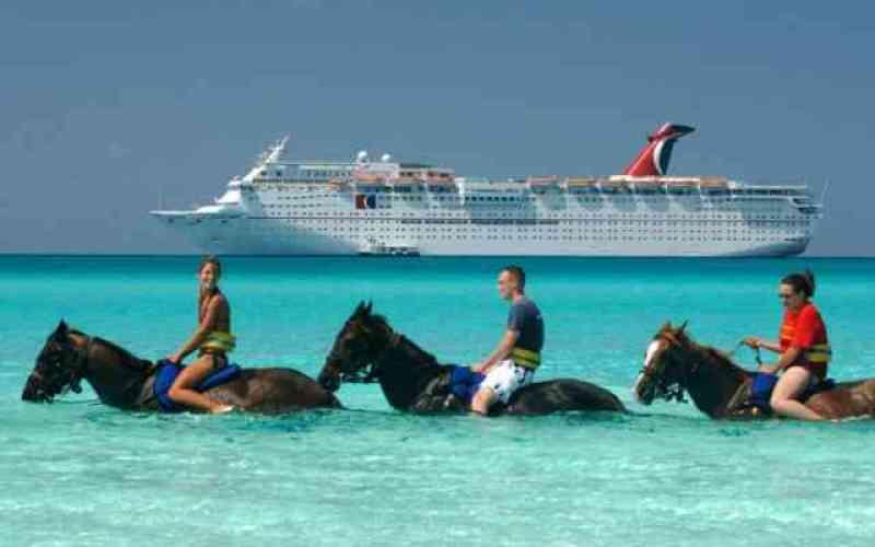 Cruises on the Bahamas