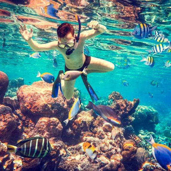 Grand Turk snorkeling