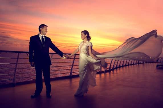 Royal Caribbean honeymoon cruise