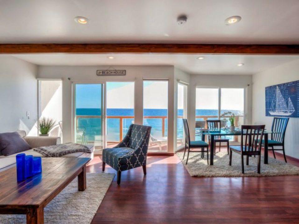 Beachfront Luxury, Malibu