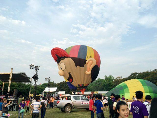 balloon ride vietnam