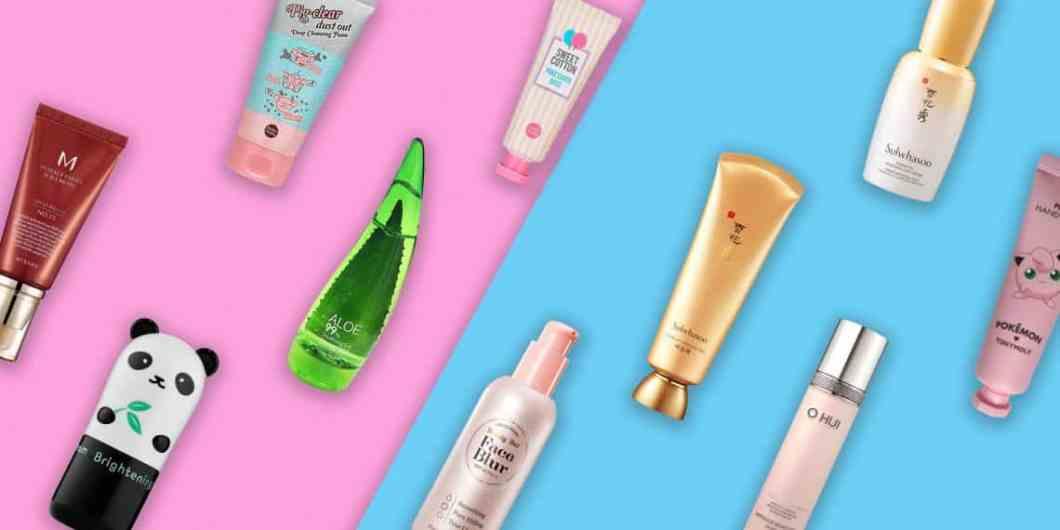 what is korean cosmetics like