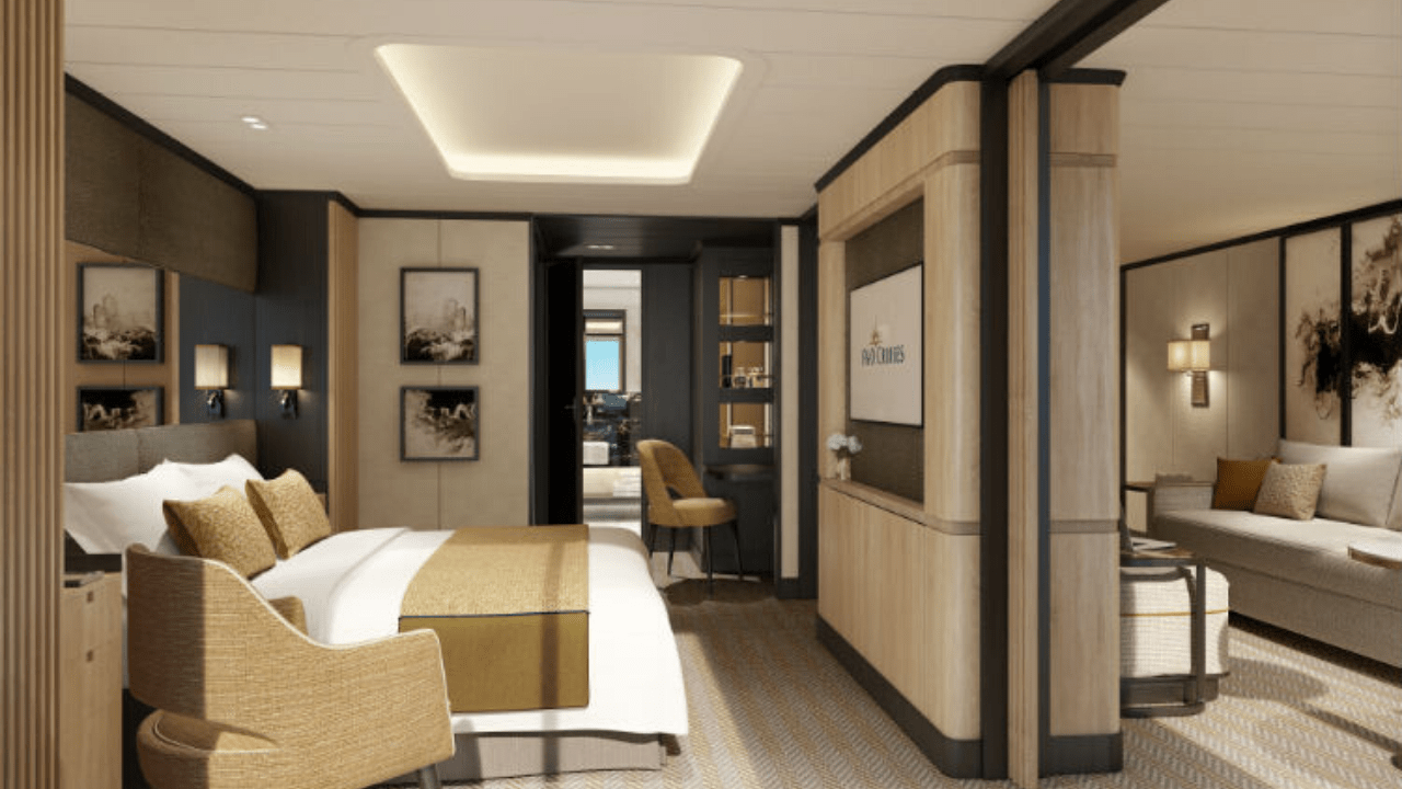 P&O Cruises Iona Suite