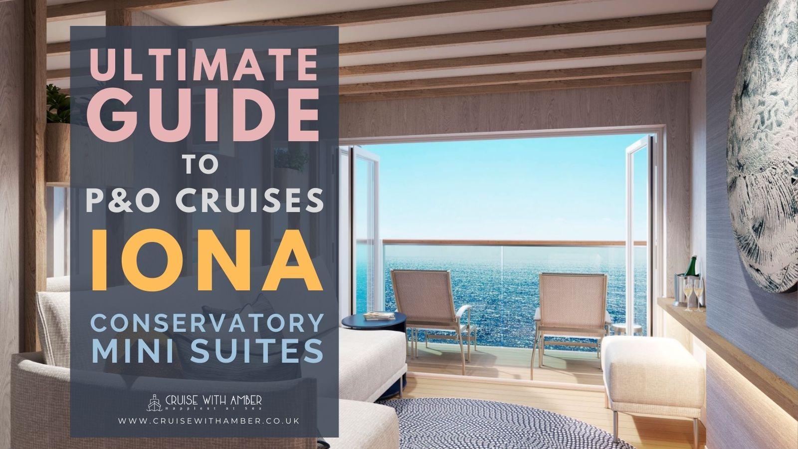 best Iona Conservatory mini suites