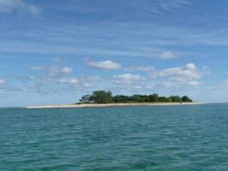 sand bank island