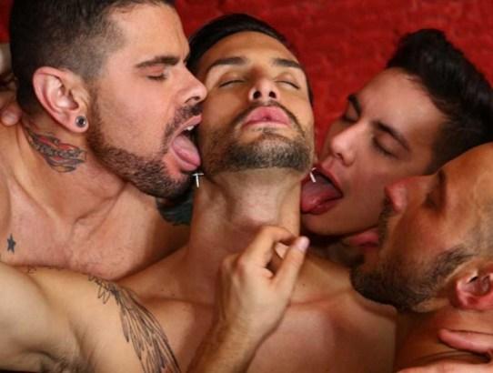Fotos XXX - #07 City Boys. El dolor el amor