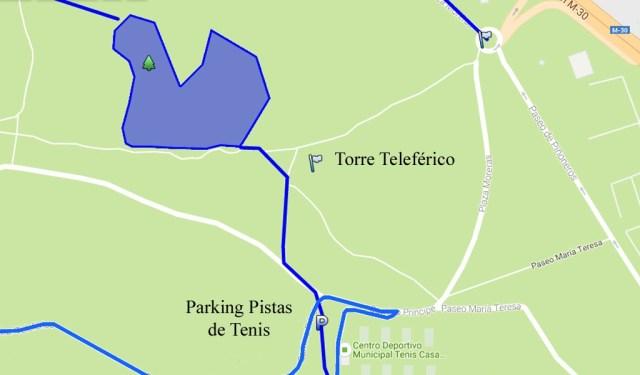 Cruising Madrid - Torre del Teleferico