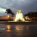 Sailfish Fountain Circle ~ Stuart, FL