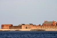 Fort Clinch in Fernandina