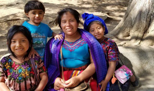 Antigua family