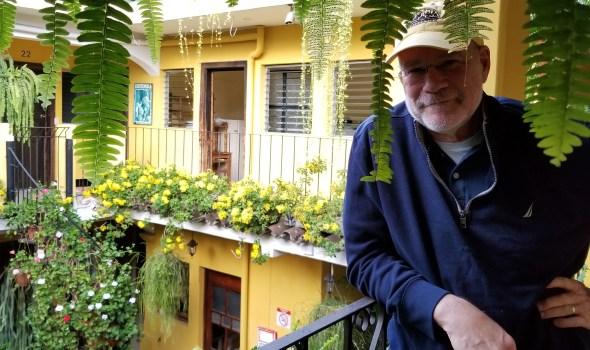Posada San Vincente, Antigua