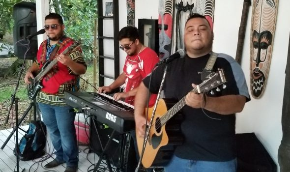 The Band Pan de Coco